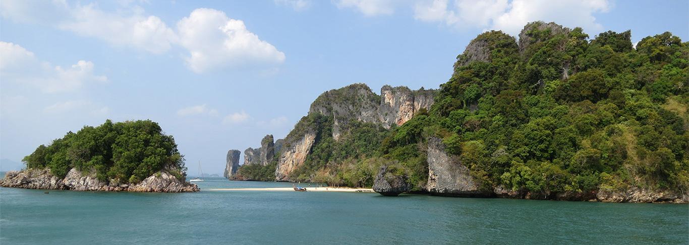 Voyage de rêve à Krabi