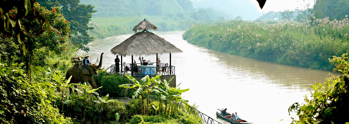 Circuit et voyage dans le triangle d'or en Thaïlande