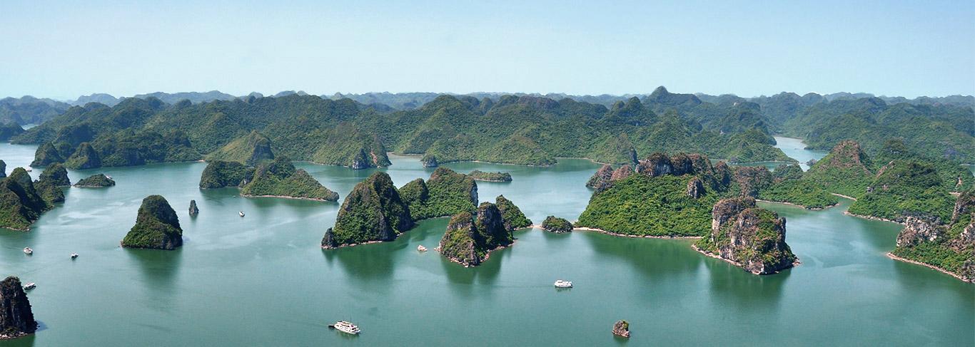 Hanoi et le nord du Vietnam