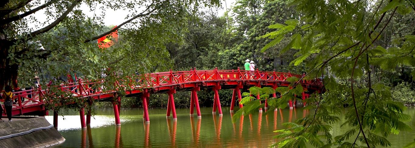 Séjour à Hanoi au Vietnam