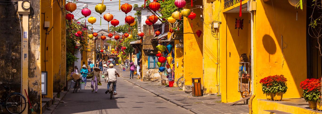Séjour à Hoi An au Vietnam