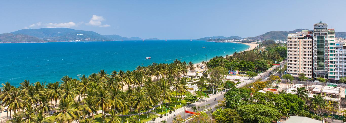 Séjour à Nha Trang au Vietnam