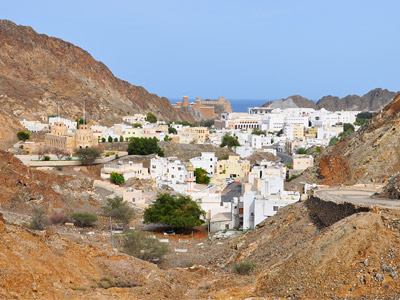 Grande Mosquée de Sultan Qaboos - OT Oman