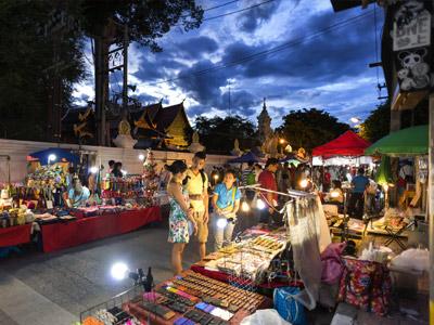 Séjour à Chiang Mai