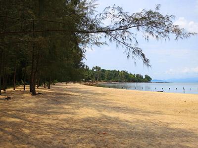 Voyage à Koh mak