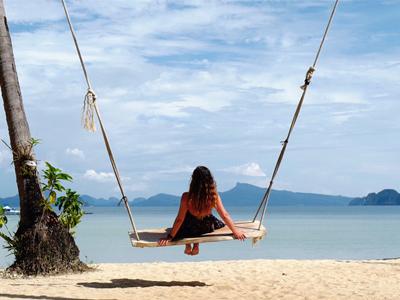 Koh Yao et la baie de Phang Nga