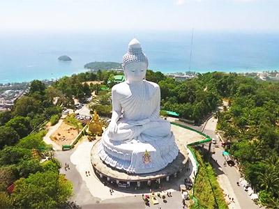 Plage de rêve à Phuket