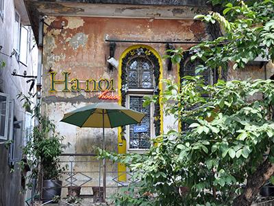 Séjour à Hanoi