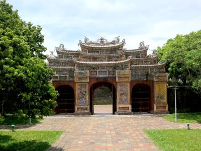 Cité Impériale à Hué