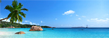 Séjour aux Seychelles