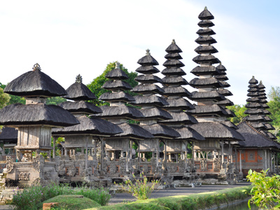 Jeoran du Pura Taman Ayung | Bali
