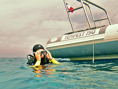 Carte sites de plongée Bali | Philippe Amiot