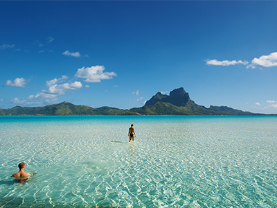 Le lagon de Bora Bora | Tahiti Tourisme