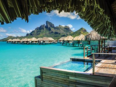 Villa sur pilotis | Four Seasons Bora Bora