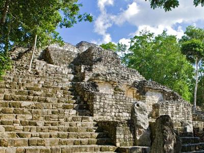 Pyramide Maya de Calakmul au Mexique | Visit Mexico