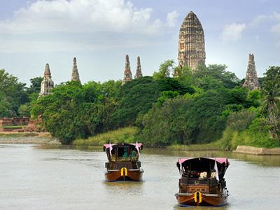 Croisière sur le Chao Phraya |