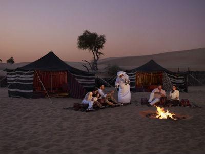 Dîner bedouin |