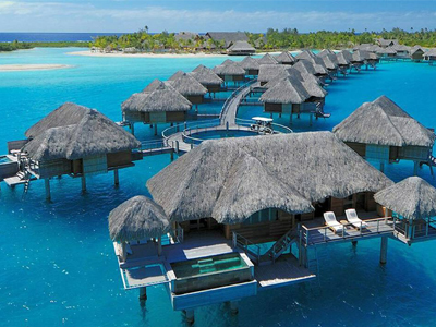 Les villas pilotis du Four Seasons Bora Bora | Four Seasons Bora Bora