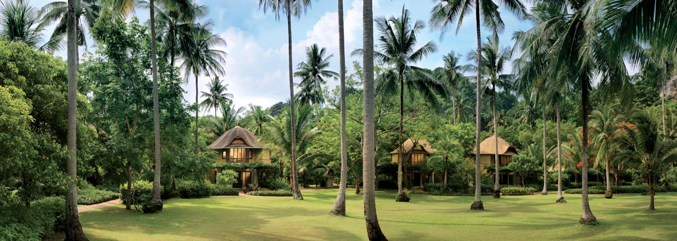 Hotel Rayavadee à Krabi