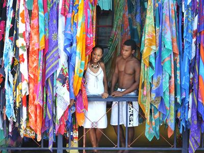 Marché de Victoria à Mahé aux Seychelles | Raymond Sahuquet
