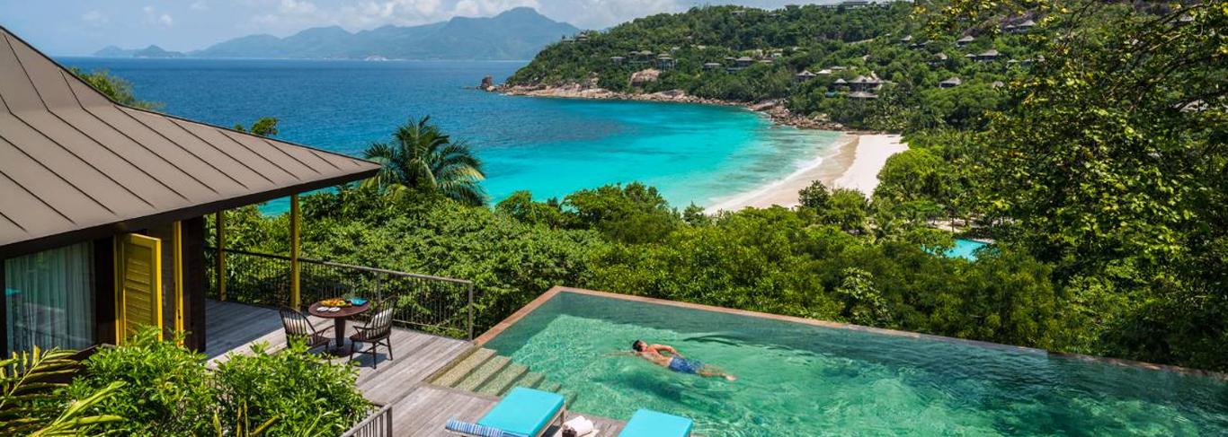 Le Four Seasons aux Seychelles