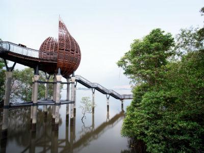 La superbe réserve de Sungei Buloh | OT Singapour
