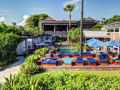 Beach Club Mosaic | THE KAYANA BALI