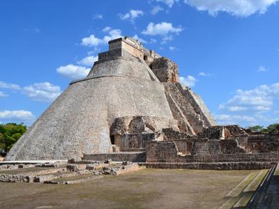 Temple d'Uwmal au Mexique | Journey Mexico