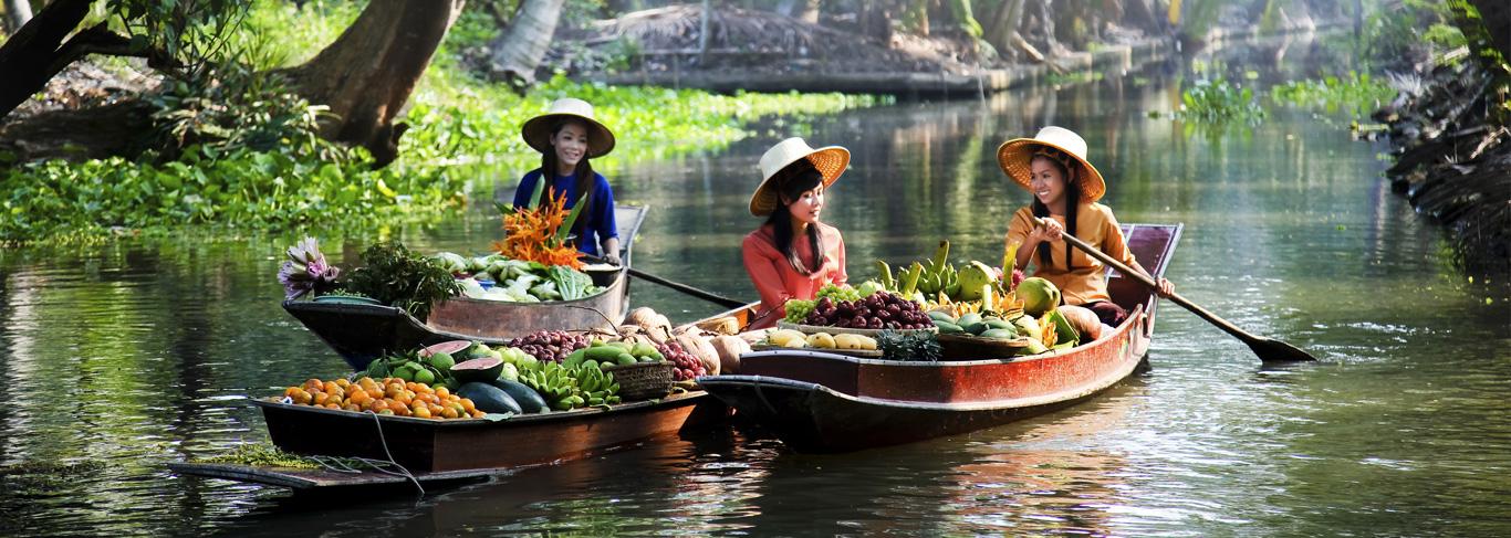 Bateau thaîlandais