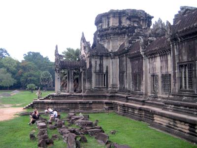 Angkor Wat - nautil