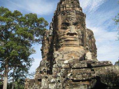 Angkor Thom - nautil