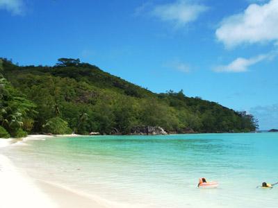 Arrivée VIP aux Seychelles