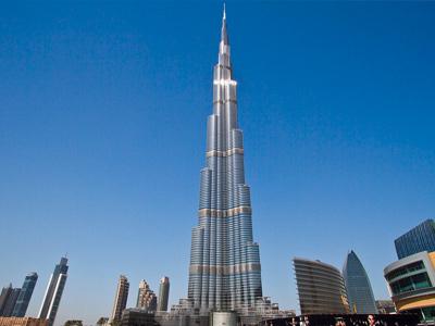 Burj Khalifa - Flickr Creative Commons