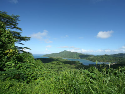 Excursion à Tahaa en Polynésie française