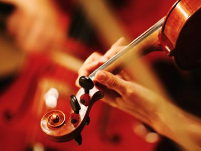 Concert à Vienne - Wien-Bild