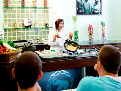 Cooking Class à Bangkok
