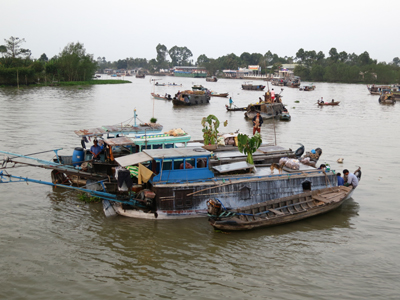 Marché Flottant - nautil