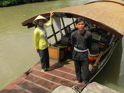 Cai Be au Vietnam - nautil