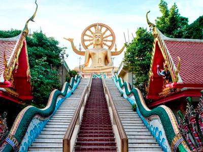 Wat Phra Yai à Koh Samui