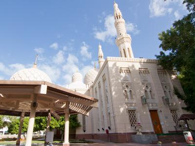 mosquée Jumeirah