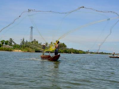 Excursion à Hoi An - nautil