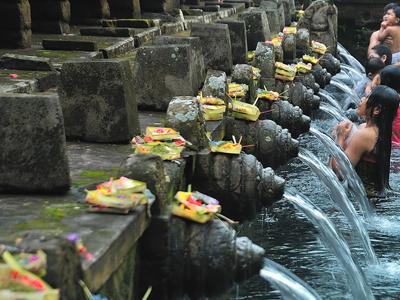 La route des temples sacrés