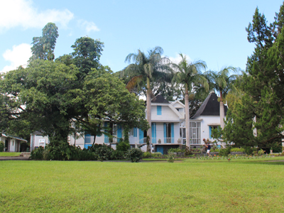 Maison des Aubineaux - La Route du Thé ©Nautil
