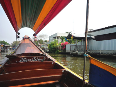 Les Klongs de Thonburi