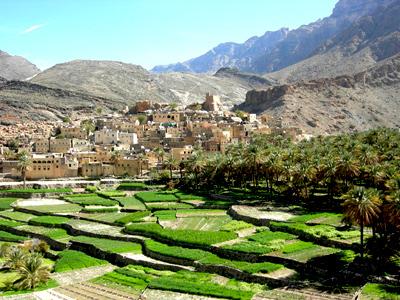 Jabal Akhdar - OT