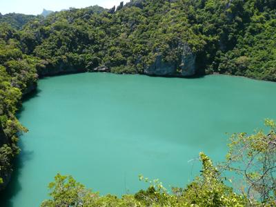 Parc National de Angthong  - nautil