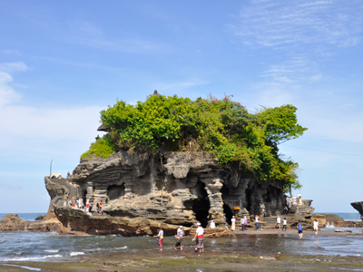 Temple de Tanah Lot - nautil
