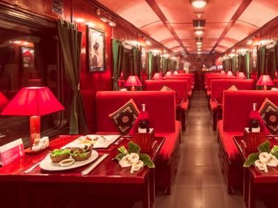 Train Victoria Express