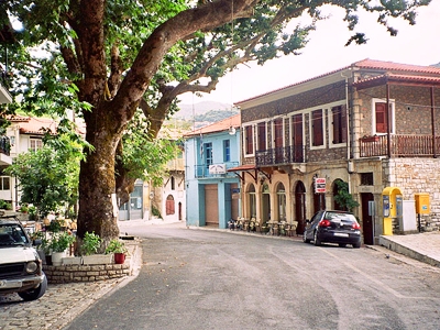 Andritsena (Rosemoon / Wikimedia Commons)