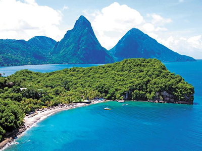 Anse Chastanet (Jade Mountain St Lucia / Facebook)